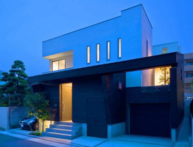 U3 House by Architect Show in Fukuoka City, Japan
