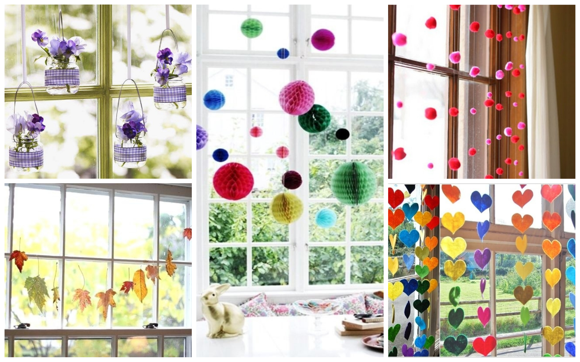 12 Really Amazing DIY Window Decor Ideas That You Can Do For Free