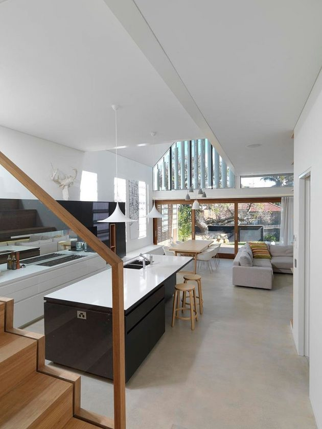 Waverley Residence by Anderson Architecture in Sydney, Australia