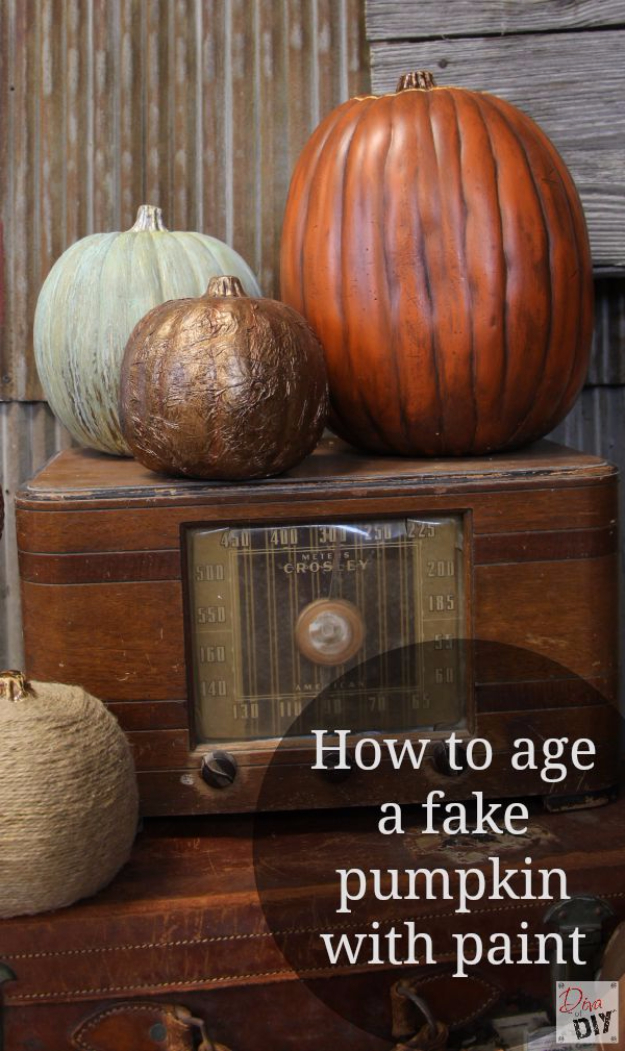 15 Awesome And Easy Diy Pumpkin Crafts To Add To Your Fall