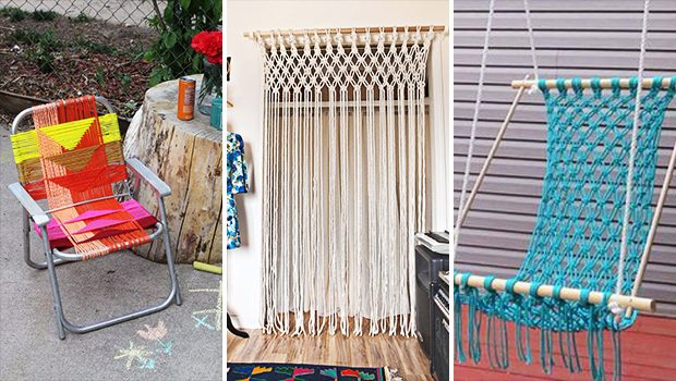 15 Awesome Macrame Crafts Anyone Can DIY At Home
