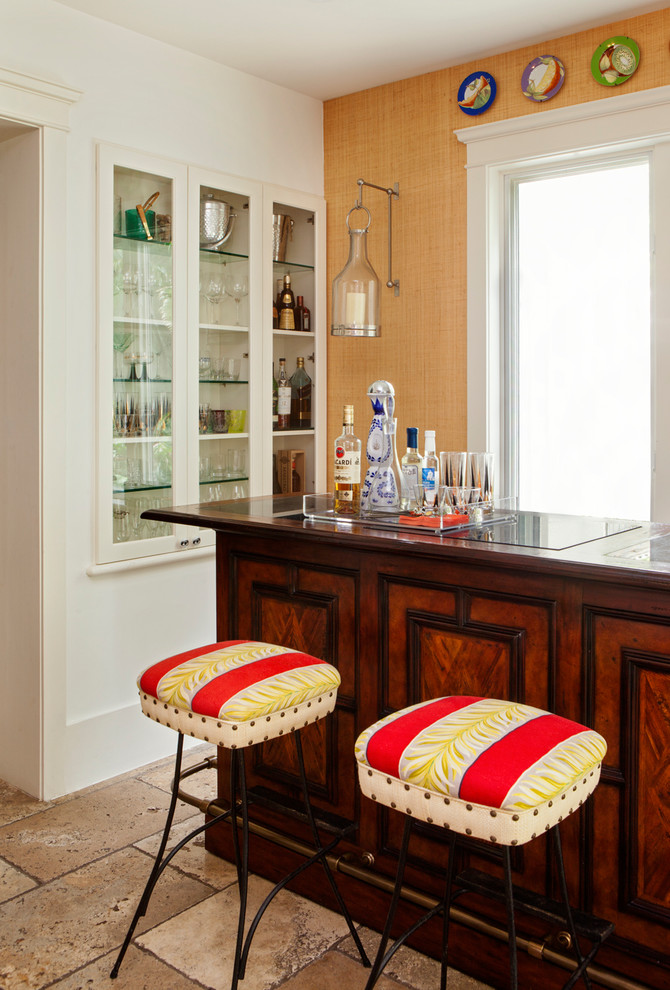15 Awesome Tropical Home Bar Designs Every Getaway Needs