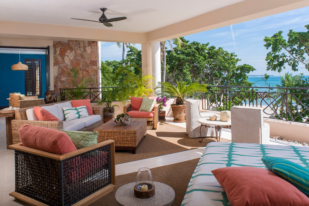 15 Delightful Tropical Porch Designs That Will Amaze You
