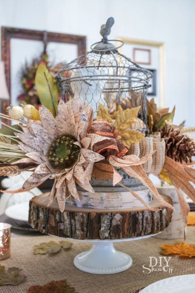 15 Incredible DIY Fall Decorations You Should Make Right Away