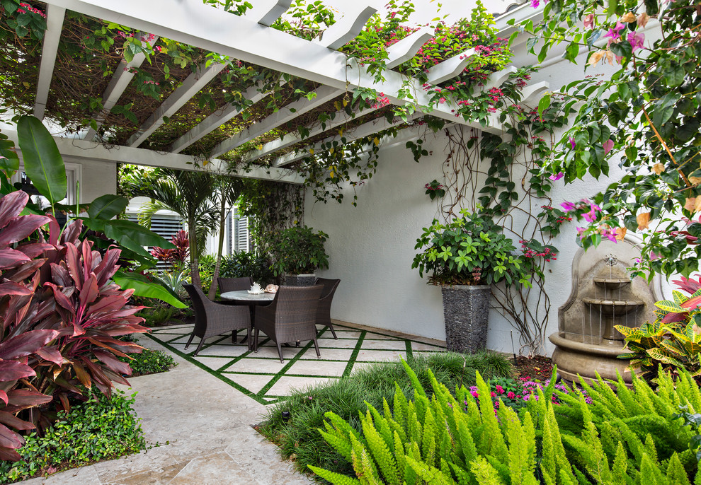 15 Picturesque Tropical Patio Designs You Will Absolutely ...