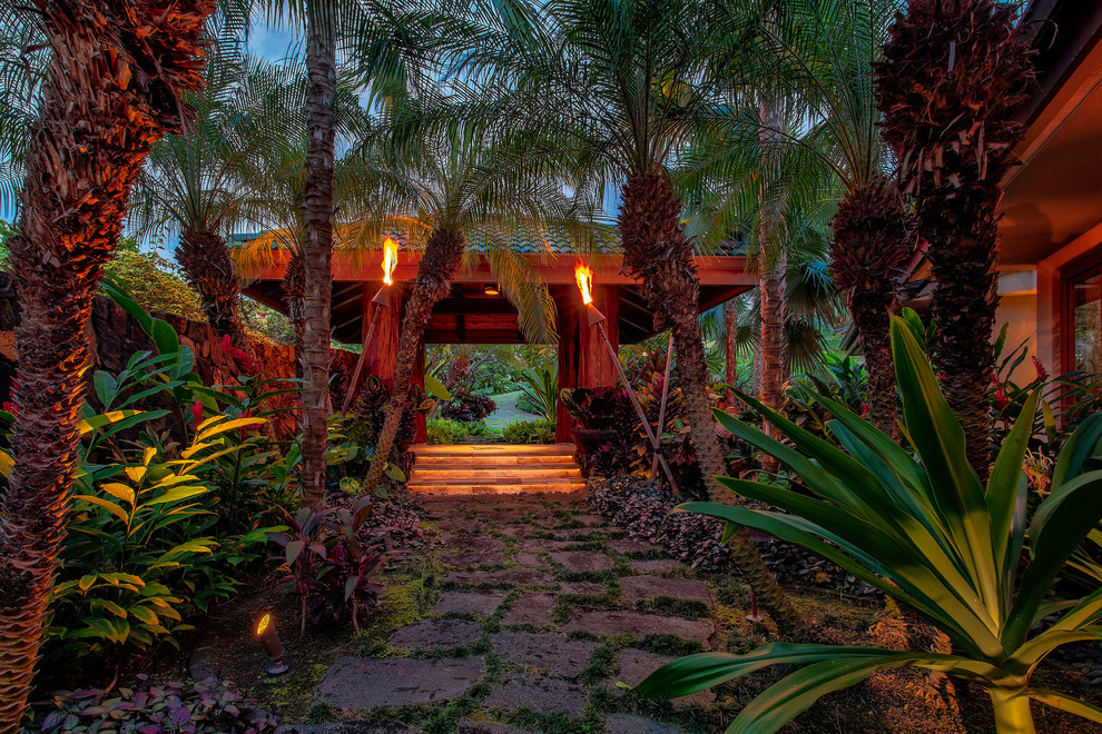 15 Stunning Tropical Landscape Designs That Know How To Relax You