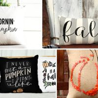 18 Adorable Handmade Fall Pillow Designs You'll Simply Fall In Love With