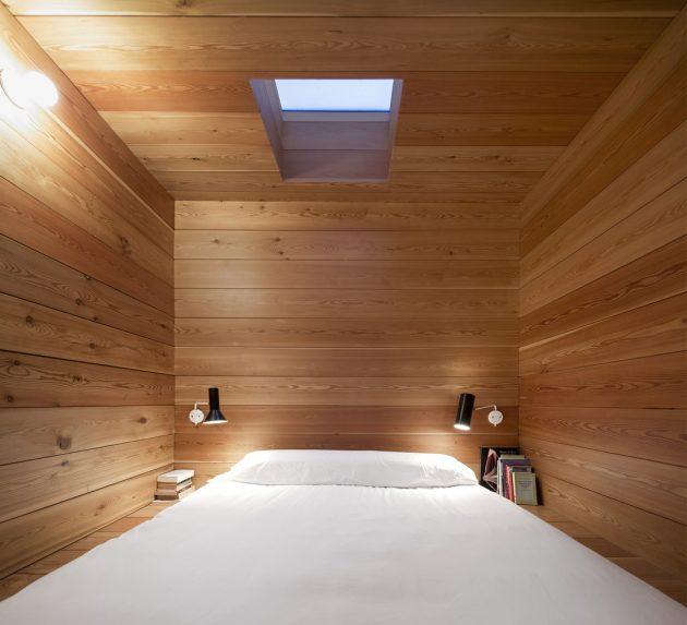B House by CH+QS Arquitectos in Segovia, Spain