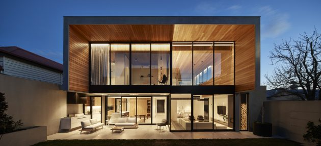 Bloomfield House by FGR Architects in Ascot Vale, Australia