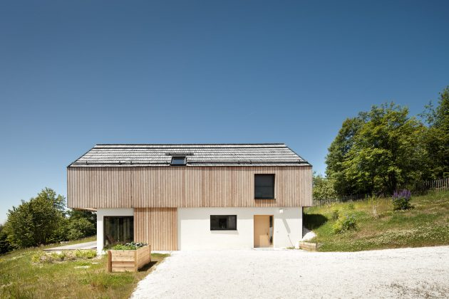 House SPI by Spado Architects in Carinthia, Austria