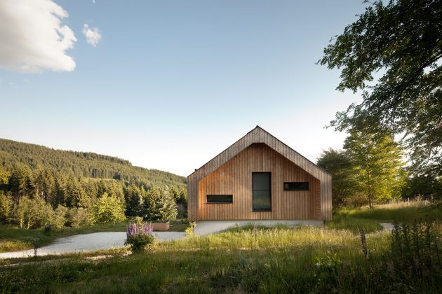 House SPI by Spado Architects in Carinthia, Austria