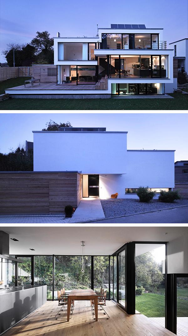 House Zochental by Liebel Architekten BDA in Aalen, Germany