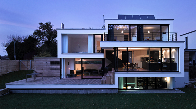 House Zochental by Liebel Architekten BDA in Aalen, Germany