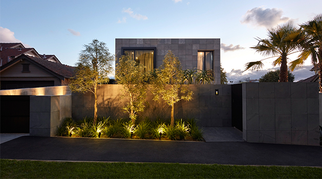 Quarry House by Finnis Architects in Brighton, Australia