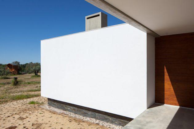 Ring House by Vasco Cabral + Sofia Saraiva in Santarem ...