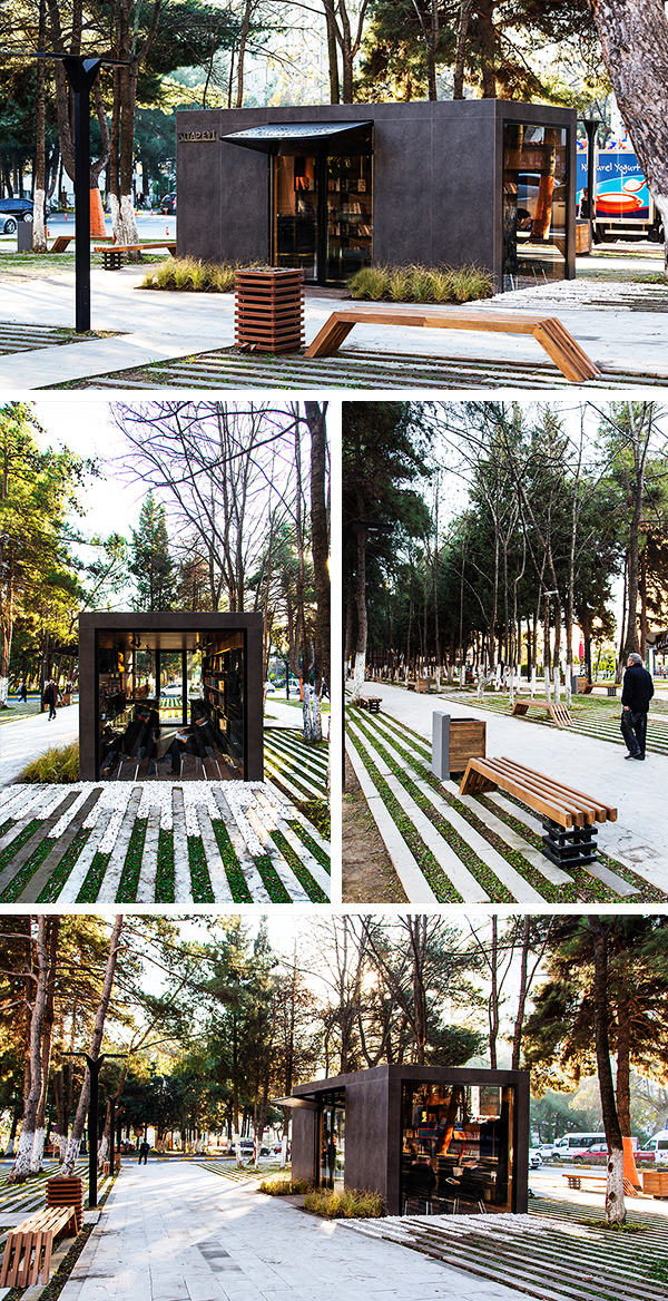 Touching the Green: An Award Winning Urban Design Project by PDG Architects
