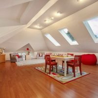 Pros And Cons Of The Living In The Attic Space