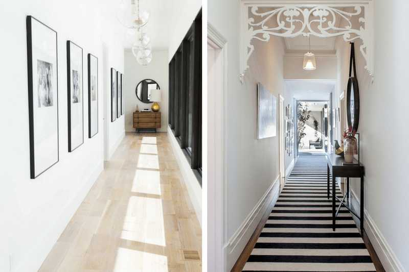 Decorating Narrow Hallway Easier Than Ever