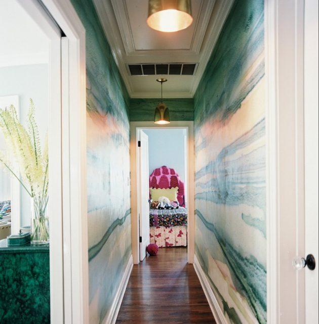 Decorating Narrow Hallway Easier Than Ever