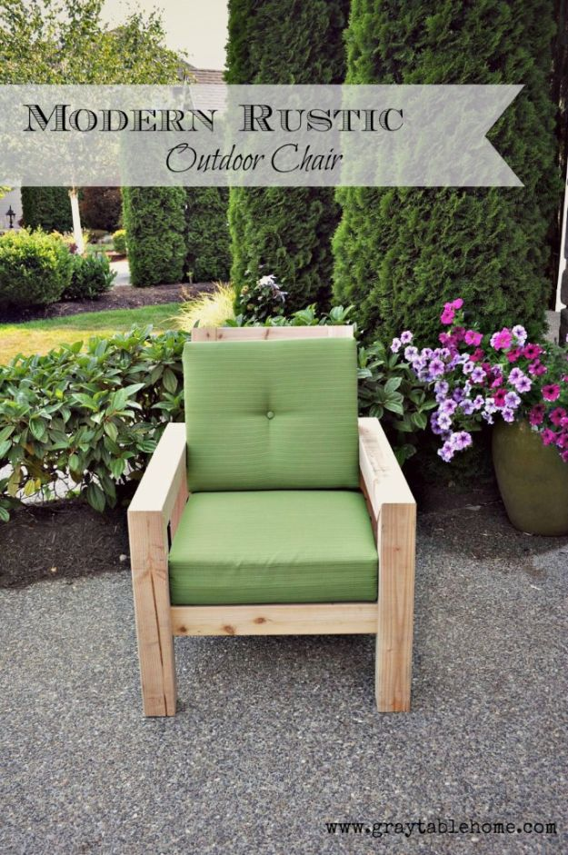 Garden Stool Ideas