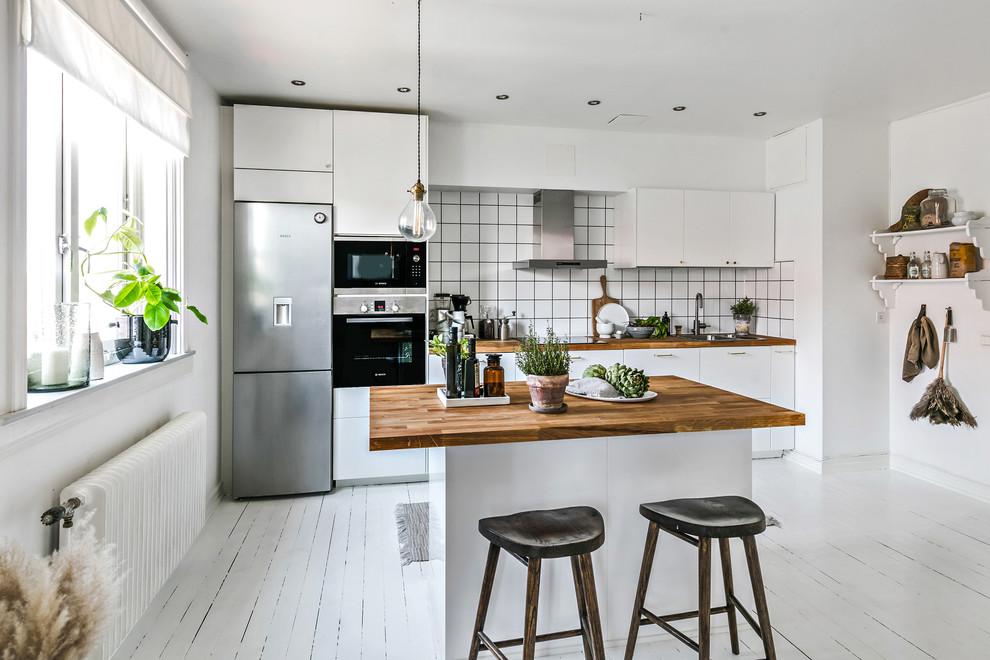 15 Astounding Scandinavian Kitchen Designs Youll Adore