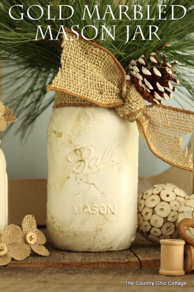 15 Cheerful DIY Fall Mason Jar Designs To Add To Your Seasonal Decor