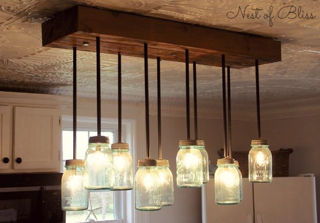 15 Impressive DIY Ideas In The Industrial Style To Add To Your Home Decor