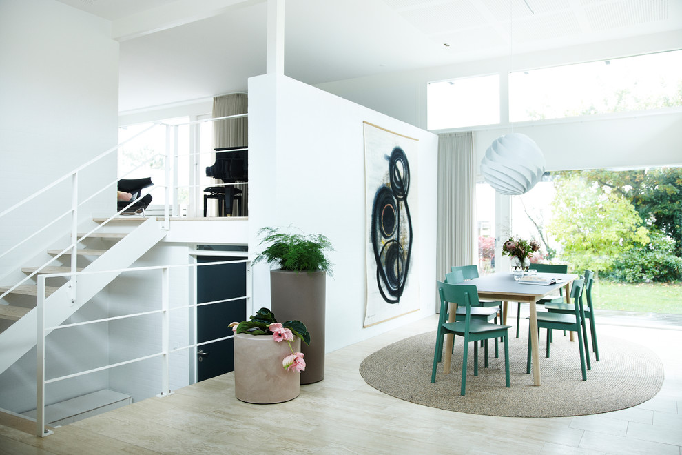 15 Wonderful Scandinavian Dining Room Interiors You're Going To Love