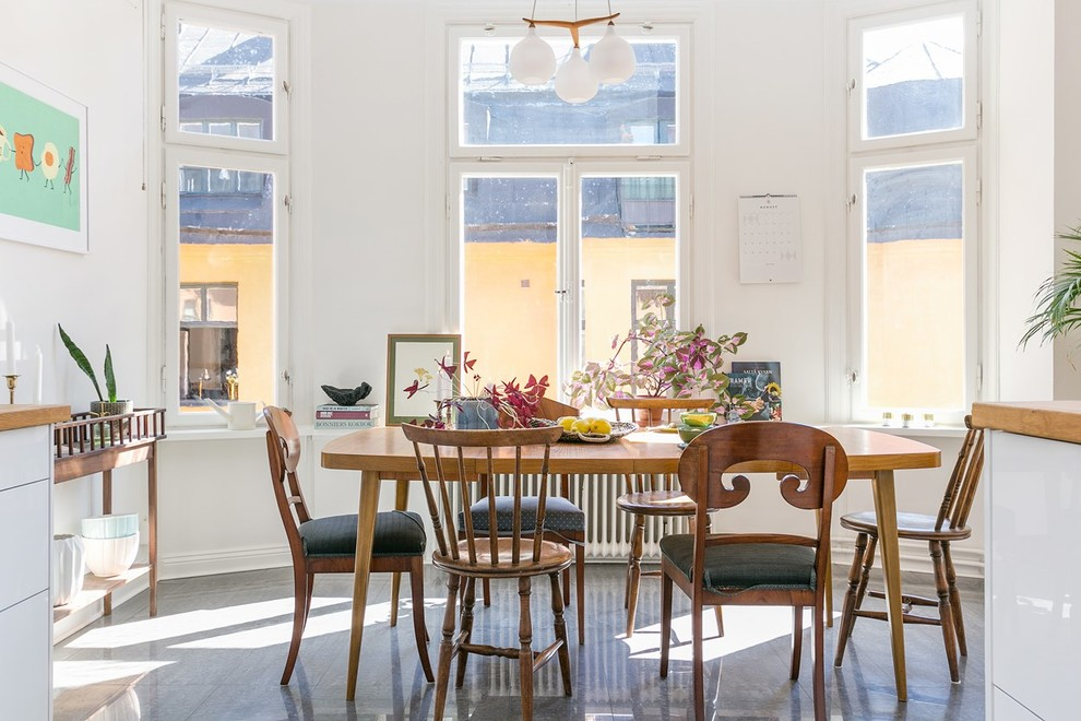 15 Wonderful Scandinavian Dining Room Interiors Youre Going To Love