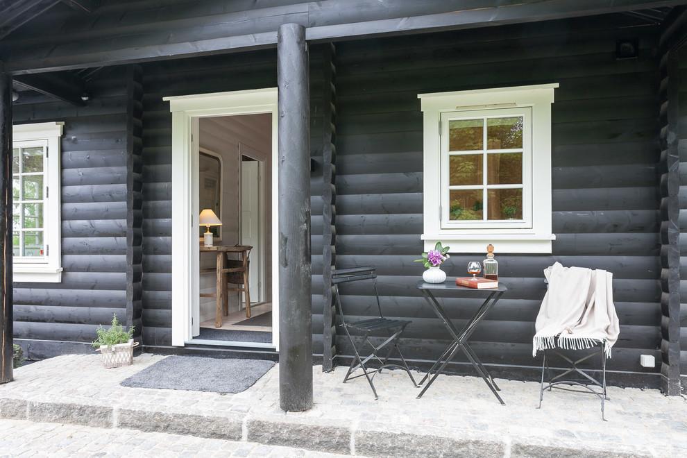 16 Charming Scandinavian Porch Designs That Will Keep You Outside