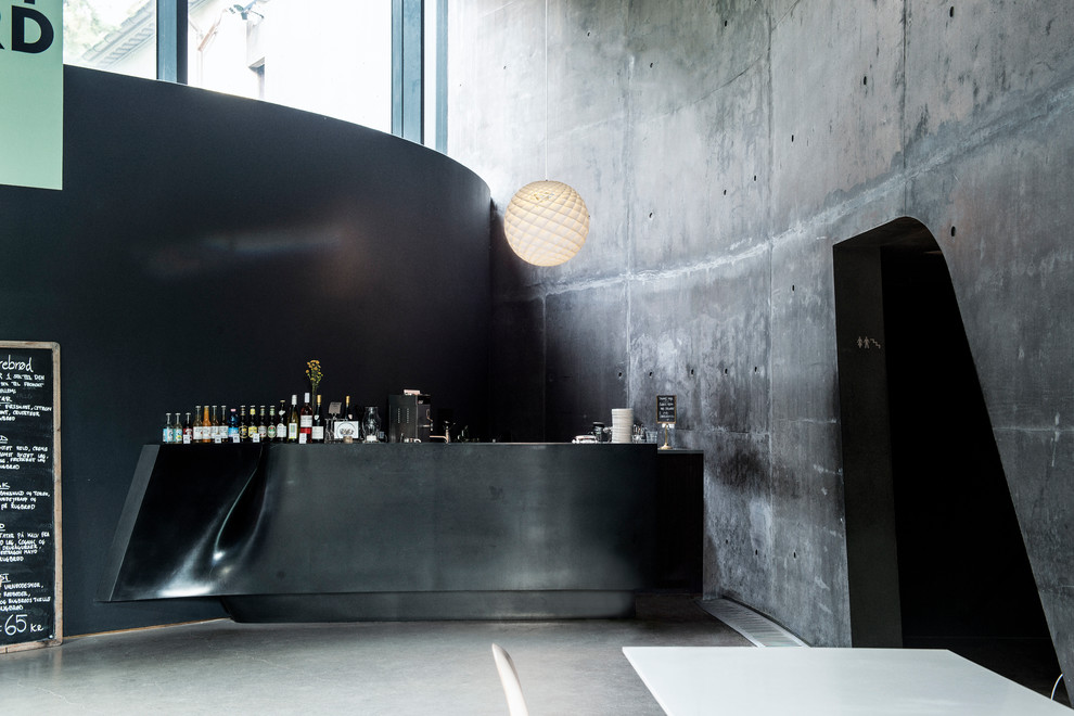 16 Splendid Scandinavian Home Bar Designs That Are Touched By Elegance