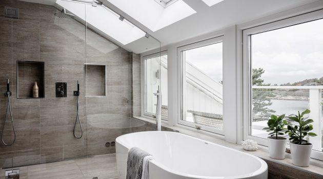18 Absolutely Stunning Scandinavian Bathroom Designs You Must See