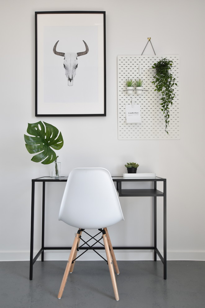 18 Brilliant Scandinavian Home Office Interiors Youd Love To Work In
