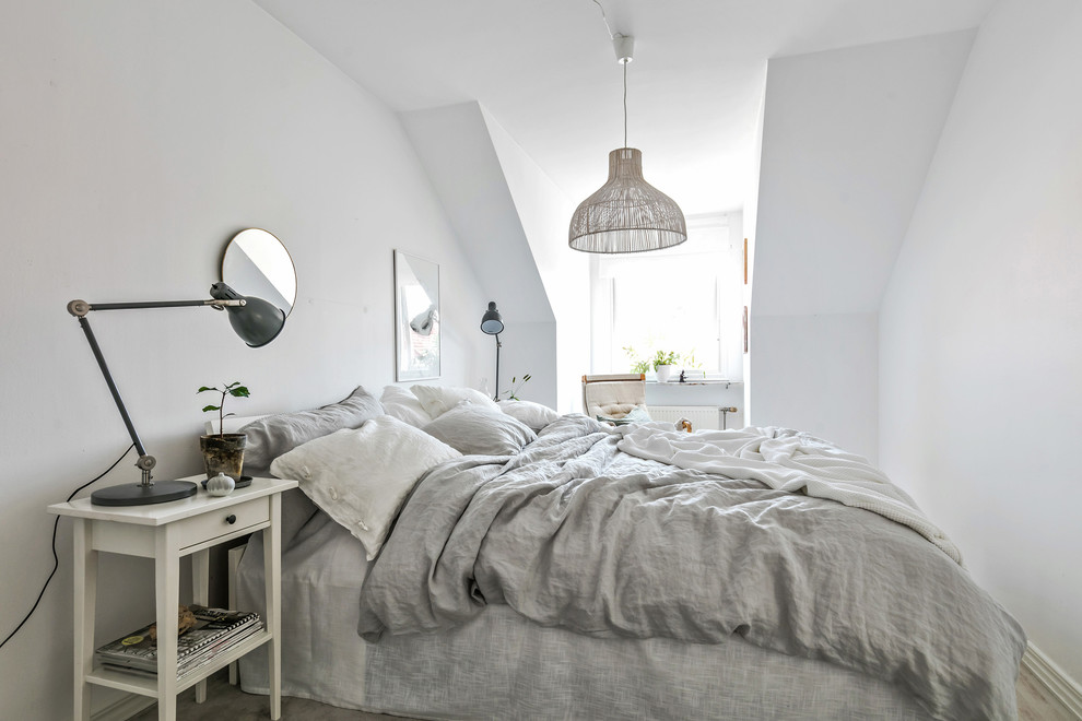 18 Dreamy Scandinavian Bedroom Interiors You Won't Be Able To Resist