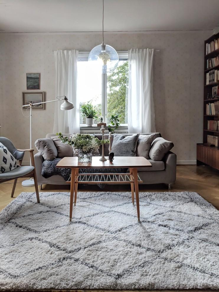 16 Simple Interior Design Ideas For Living Room: 18 Elegantly Simple Scandinavian Living Room Designs
