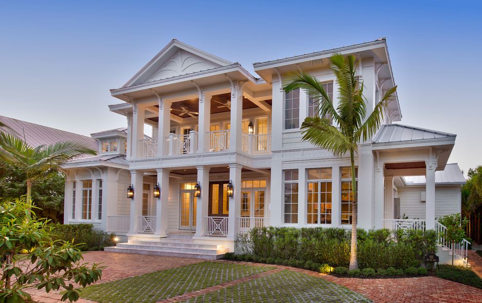 18 Fascinating Tropical Home Exterior Designs You'll Fall In Love With
