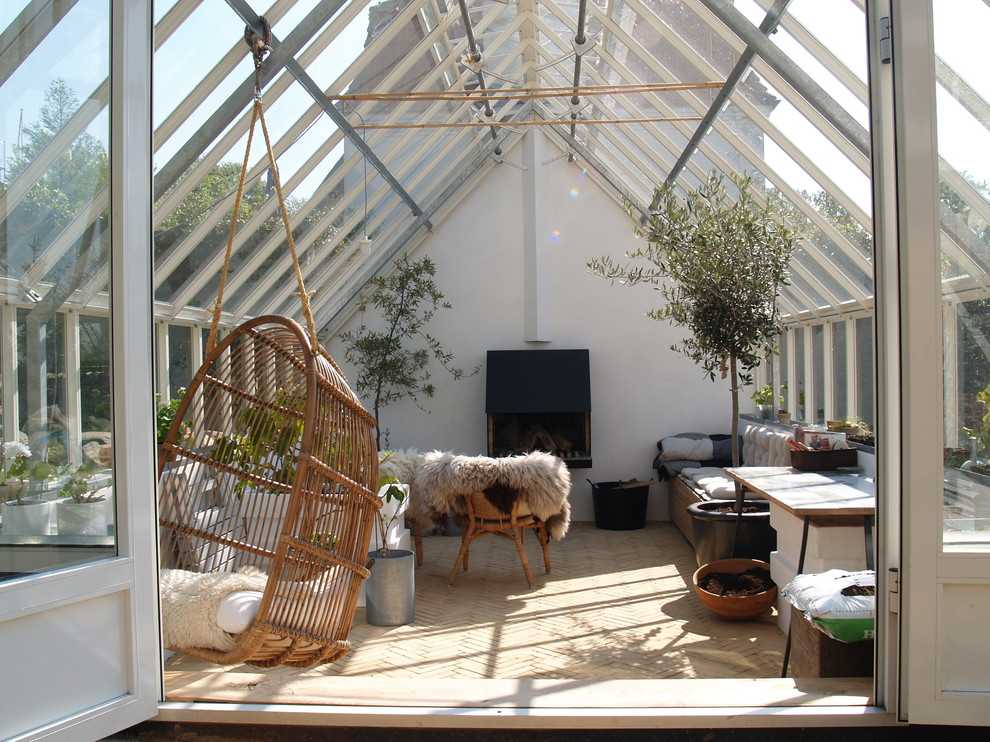 18 Spectacular Scandinavian Sunroom Designs You'll Obsess Over