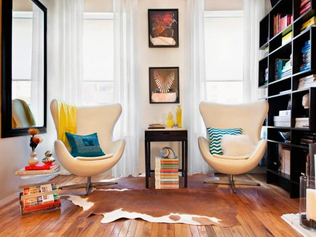 17 Super Small Living Room Designs That Are Worth Your Time