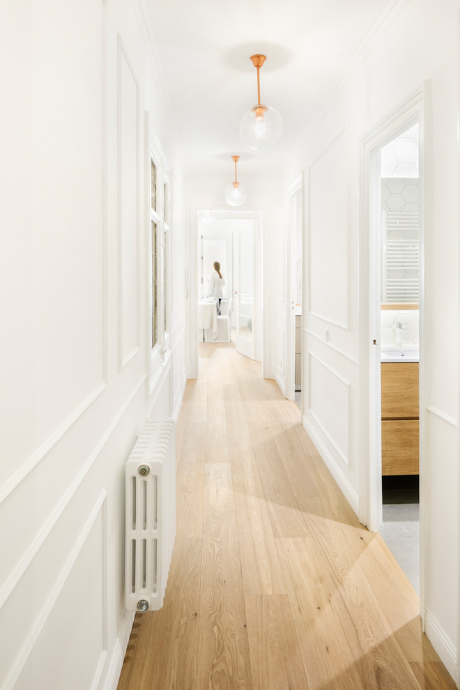18 Beautiful Scandinavian Hallway Designs You Need To See