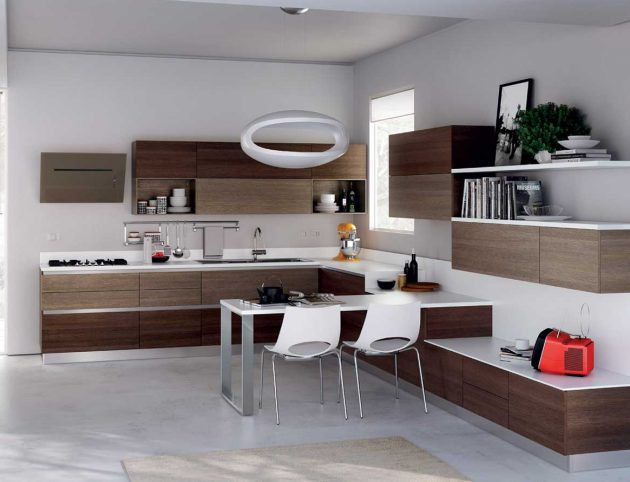 17 High-Stylish Kitchen Design Ideas To Get Inspiration From
