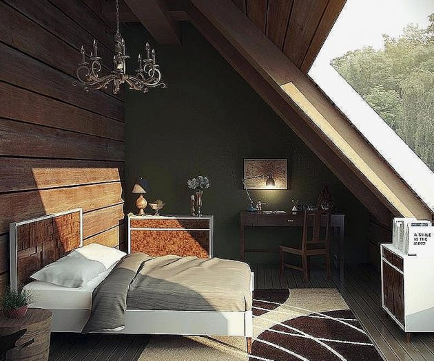 17 Timeless Rustic Bedroom Designs That Never Go Out Of Style