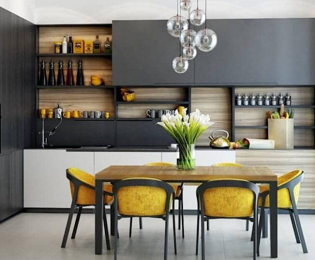 17 High Stylish Kitchen Design Ideas To Get Inspiration From