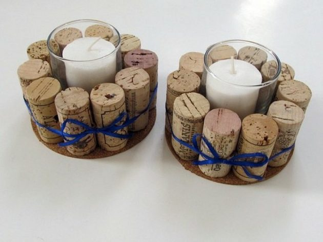 18 Cool DIY Candle Holders To Add Personal Seal In Your Home Decor