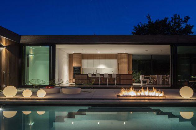 Brick City House by Studio B Architecture + Interiors in Denver, Colorado
