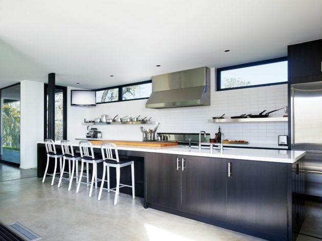 Burton Residence by Marmol Radziner in California, USA