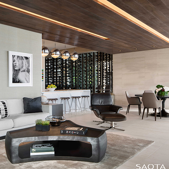 Dilido Residence by SAOTA in Miami, Florida