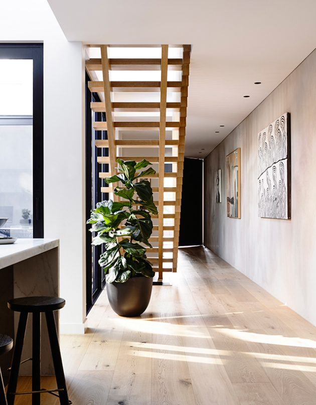 Elwood Townhouse by Inform Design in Melbourne, Australia
