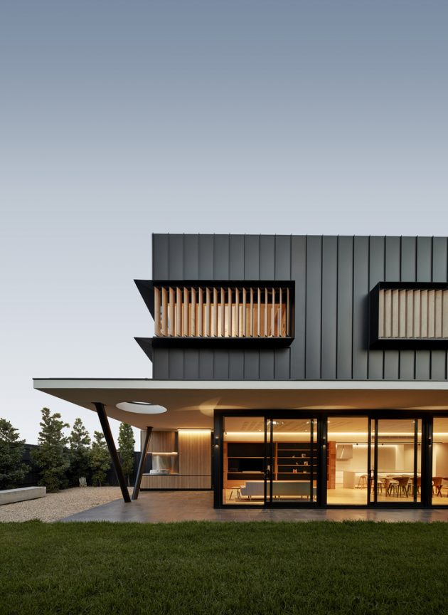 Hawthorn 1 Residence by McSteen Tan Architects in Melbourne