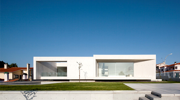 House in Leiria by ARX Portugal in Leiria, Portugal