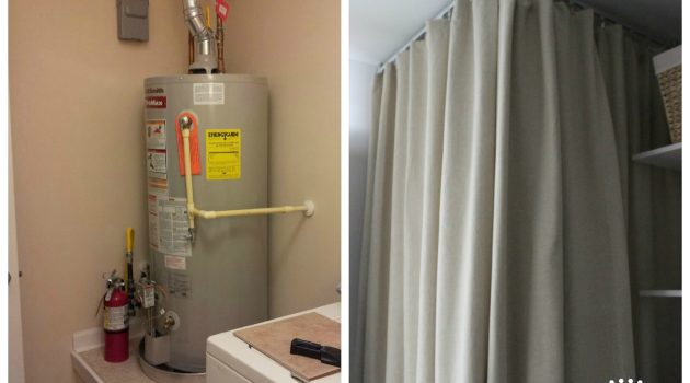 5 Clever Ways To Conceal Your Home's Water Heater